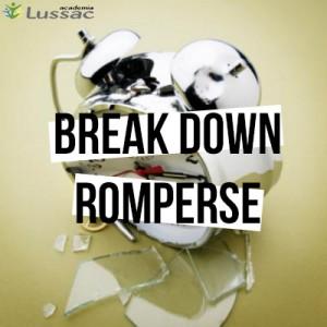 Break Down - Lussac